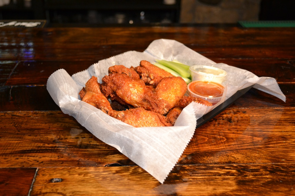 This Is A Picture Of Buffalo Wings.